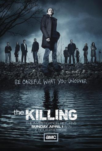 Plakát ke 4. řadě seriálu